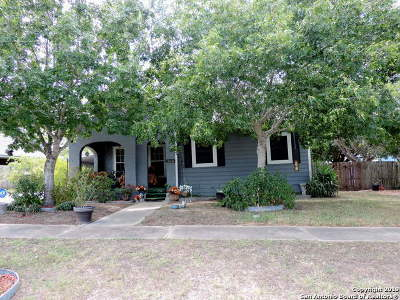 Karnes County Single Family Home Price Change: 208 S 6th St