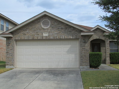 Helotes Single Family Home Active Option: 10414 Tollow Way