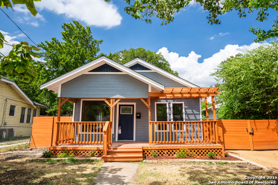 Single Family Home New: 2325 E Houston St