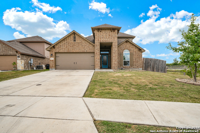 New Braunfels Single Family Home For Sale: 971 Divine Way