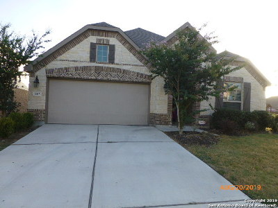 Schertz Single Family Home For Sale: 117 Fernwood Dr