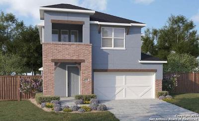 New Braunfels Single Family Home Price Change: 2071 Cowan Drive