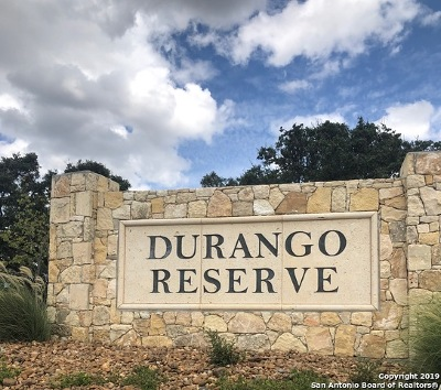 Boerne Residential Lots & Land New: 118 Chama Drive