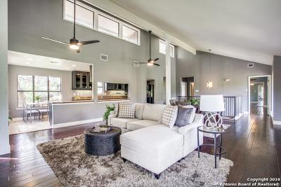 Boerne Single Family Home New: 8318 Triple Crown