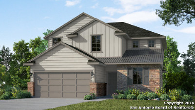 New Braunfels Single Family Home For Sale: 529 Sand Trail