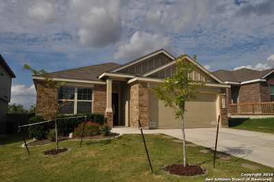 Converse Single Family Home For Sale: 10231 Barbeque Bay