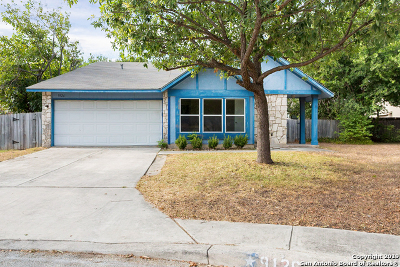 Single Family Home For Sale: 9126 Autumn Skies