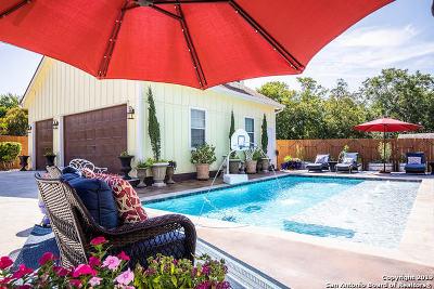 Boerne Single Family Home For Sale: 119 Becker St