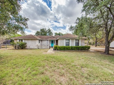 Floresville Single Family Home New: 113 Oaklane Dr