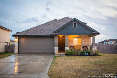 New Braunfels Single Family Home Active Option: 2236 Hawk Dr