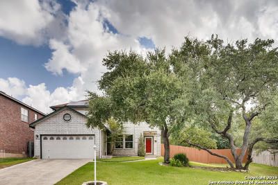 Single Family Home New: 18638 Redriver Trail