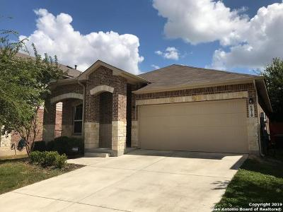 Alamo Ranch Single Family Home New: 6810 Indian Lodge