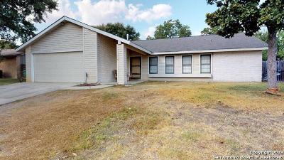 Converse Single Family Home For Sale: 10108 Vigilante Trail
