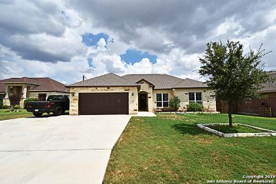 Floresville Single Family Home New: 125 1st St