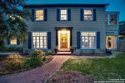 Alamo Heights Single Family Home New: 331 Primrose Pl