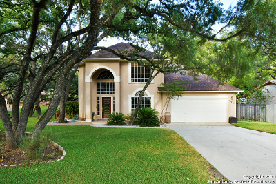 Single Family Home For Sale: 16734 Lilly Crest Dr