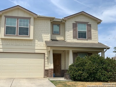 Converse Single Family Home For Sale: 9543 Lookover Bay