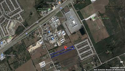 New Braunfels Residential Lots & Land New: 491 Engel Rd