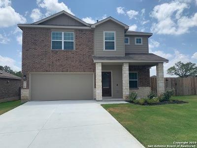 Bulverde Single Family Home For Sale: 5110 Blue Ivy