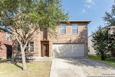 Cibolo Single Family Home New: 128 Longhorn Way