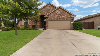 Cibolo Single Family Home New: 502 Baltustrol Dr