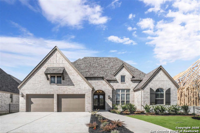 San Antonio Single Family Home New: 17919 Cantera Court