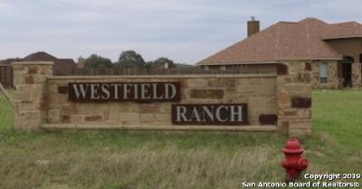La Vernia Residential Lots & Land New: 160 Westfield Ranch