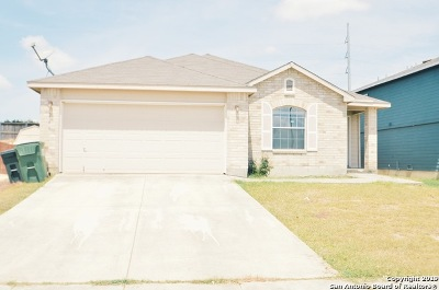 Cibolo Single Family Home New: 248 Willow Branch