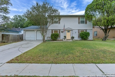 Single Family Home Back on Market: 5627 Wood Walk St