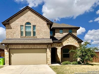 San Antonio Single Family Home New: 8461 Lajitas Bend