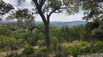 Helotes Residential Lots & Land New: Lot 35 Canyon Rim