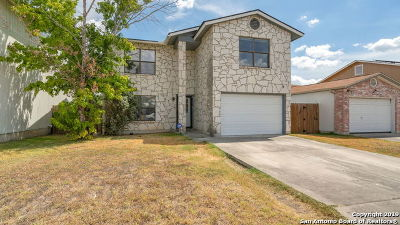 Converse Single Family Home New: 8260 Longhorn Ridge Dr