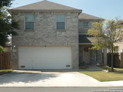 Single Family Home New: 8807 Shaenwest