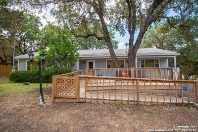Canyon Lake Single Family Home New: 131 Oak Springs Dr