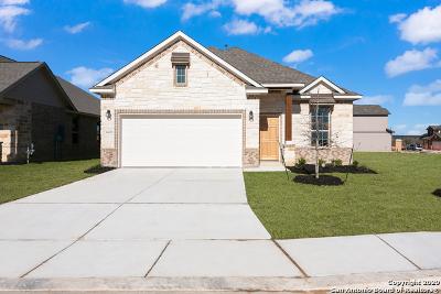 San Antonio Single Family Home New: 14313 Gold Rush Pass