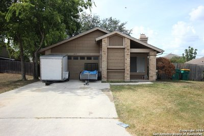Converse Single Family Home Active Option: 8635 8th St