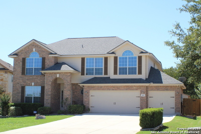 Cibolo Single Family Home New: 925 Armour Dr
