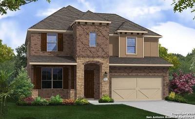 Boerne Single Family Home New: 27927 Dana Creek