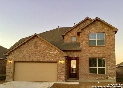 San Antonio Single Family Home New: 13817 Taverns Turn