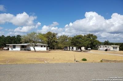 Canyon Lake Single Family Home New: 1838 McIver