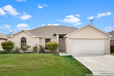 New Braunfels Single Family Home New: 1813 Sunspur Rd