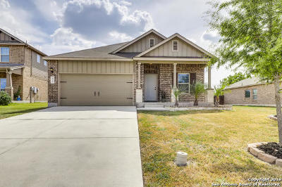 New Braunfels Single Family Home Price Change: 676 Peacock Ln