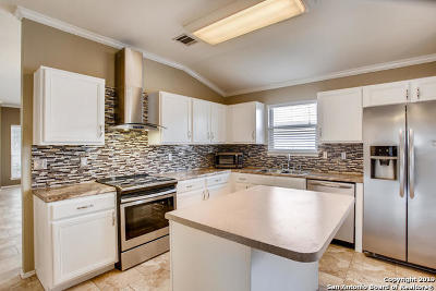 New Braunfels Single Family Home Price Change: 232 Eagle Pass Dr