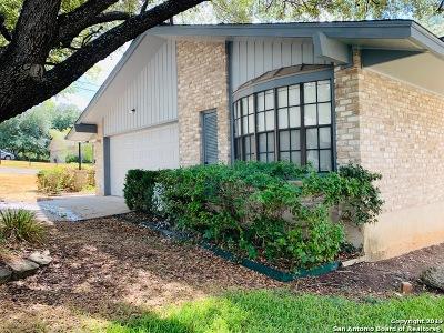 San Antonio Single Family Home New: 103 Pike Rd