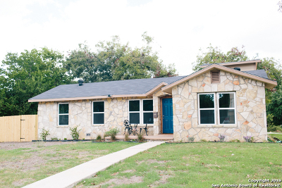 New Braunfels Single Family Home New: 479 S Sycamore Ave
