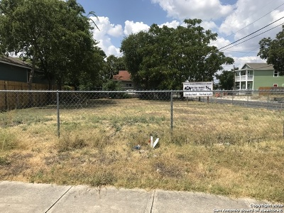 San Antonio Residential Lots & Land New: 701 S Olive St
