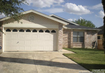 Converse Single Family Home New: 8155 Bent Meadow Dr