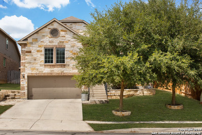 Cibolo Single Family Home New: 264 Gardner Cove