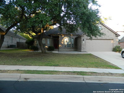 Schertz Single Family Home New: 3909 Arroyo Dorado