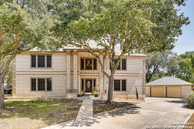 Schertz Single Family Home New: 1698 Jasmine